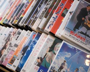豊富な無料貸出DVD